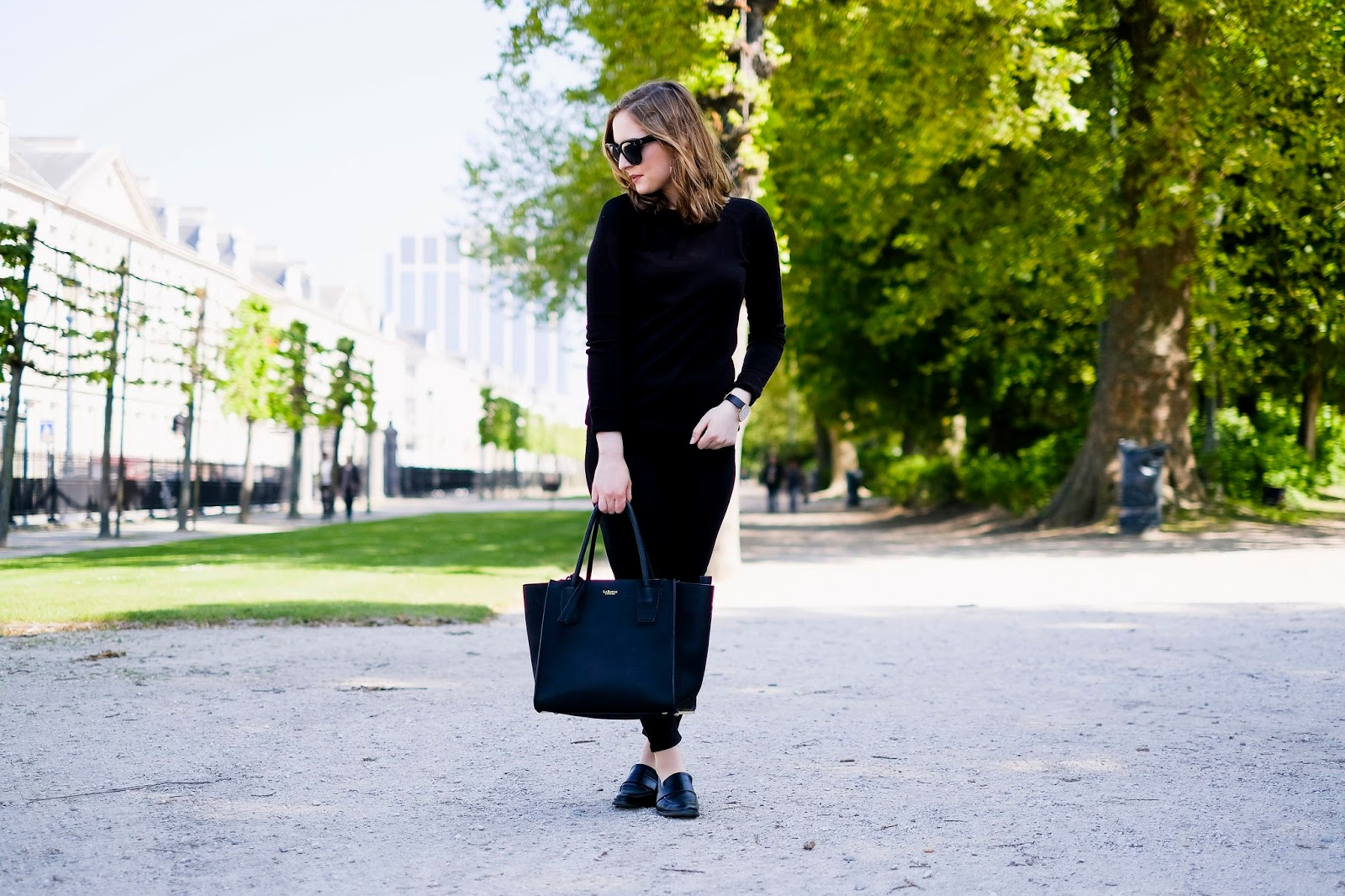 68ffc3aa47f I can t count how many outfits I ve worn with my Olivia loafers from Bourgeois  Boheme… Please don t mind me! I just think that they are ever so stylish  and ...